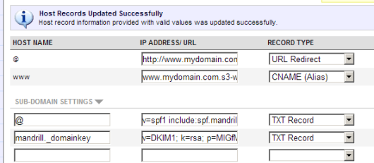 how to create spf record in dns